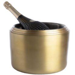 XLBoom Laps bucket wijnkoeler messing