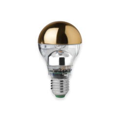 Brass Crown E27 gloeilamp LED 2800 k
