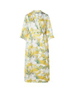 Essenza Ilona Rosalee kimono met bloemenprint