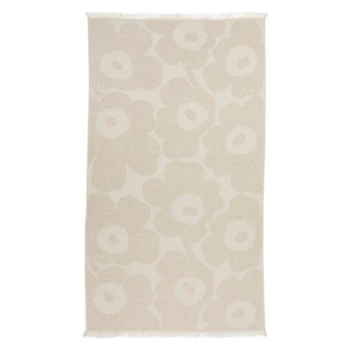 Unikko Hamam handdoek 100x180 cm Off white-beige