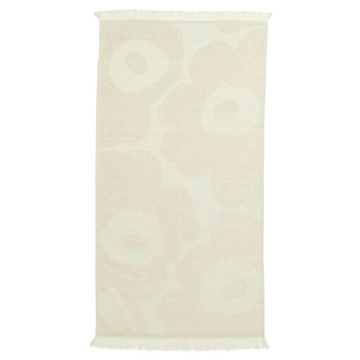 Unikko Hamam handdoek 50x100 cm Off white-beige