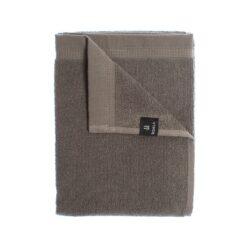 Lina handdoek nickel 30x50 cm