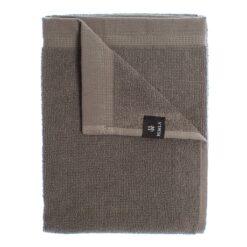 Lina handdoek nickel 70x140 cm