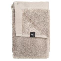 Maxime biologische handdoek lead 100x150 cm