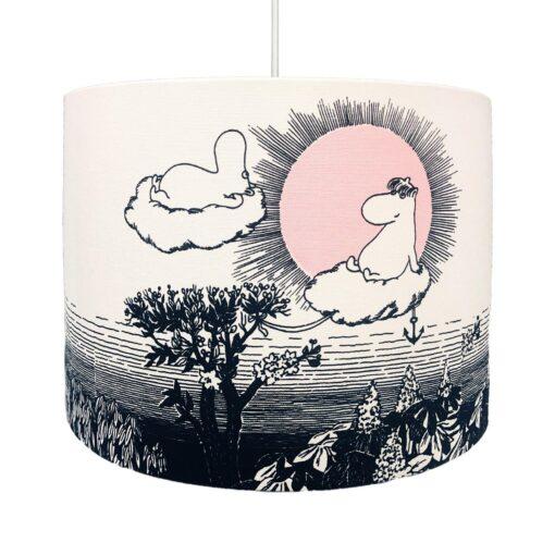 Moomin The Sky plafondlamp Ø35 cm Wit