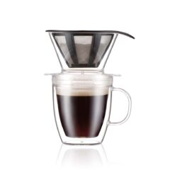 Pour Over koffiefilterhouder 35 cl Transparant