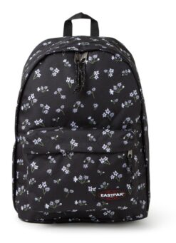 Eastpak Out Of Office rugzak met bloemenprint