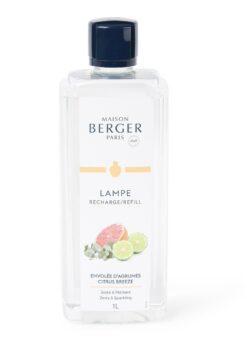 Lampe Berger Citrus Breeze huisparfum navulling 1 liter