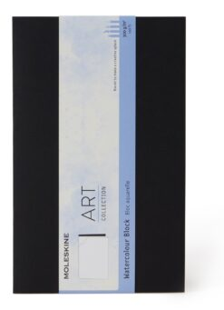 Moleskine Art waterverf boek 21 x 13 cm