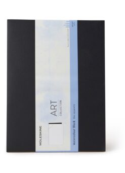 Moleskine Art waterverf boek 31 x 23 cm