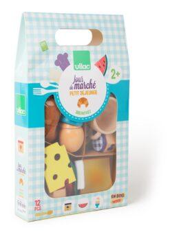 Vilac Petit Déjeuner speelgoed 12-delig