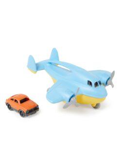 Green Toys Speelgoedvliegtuig met auto