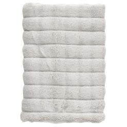 Inu handdoek 50x100 cm Soft grey