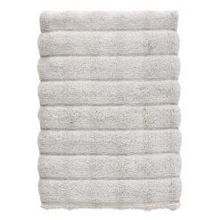 Inu handdoek 50x70 cm Soft grey