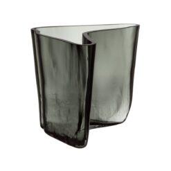 Alvar Aalto vaas Limited Edition 175 mm Donkergrijs