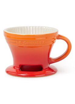 Le Creuset Koffiefilter van aardewerk