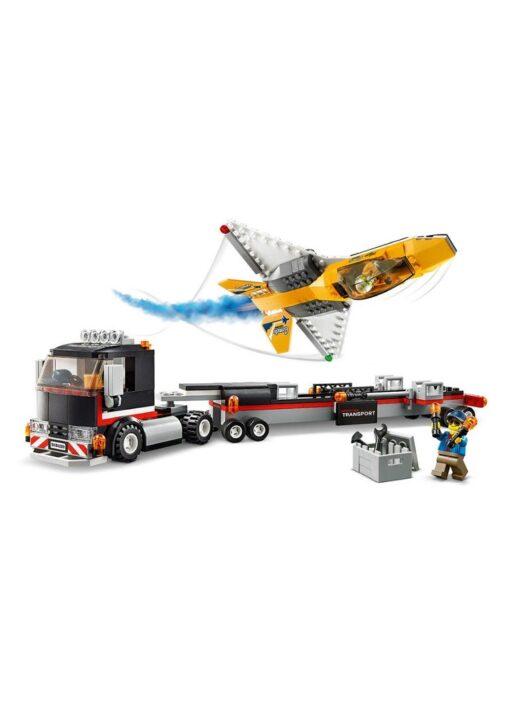 LEGO Vliegshowjettransport - 60289