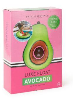 Swim Essentials Avocado opblaasbaar waterspeelgoed 180 cm