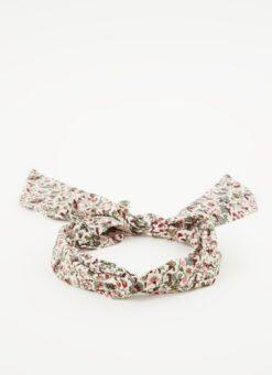 ba&sh Poma haarband met bloemenprint