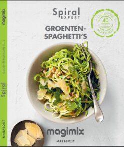 Magimix Kookboek Groentespaghetti