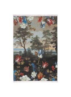 Essenza Elegant View vloedkleed met bloemenprint 180 x 120 cm