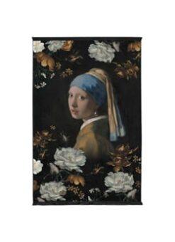 Essenza Floral Girl wandkleed met bloemenprint 180 x 120 cm
